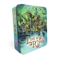 Lost in R'lyeh card game