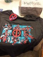 Deadpool Merc T-Shirt