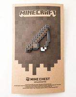 Minecraft Fishing Pole Pin