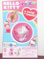 Hello Kitty Bizu Bead Kit