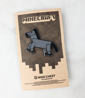 Minecraft Horse Pin