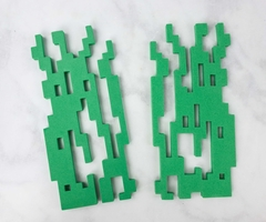 Minecraft Foam Grass
