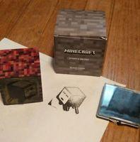 Minecraft Ghast Stamp and Ink Pad