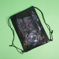 Ghostbusters Drawstring Backpack