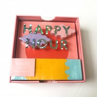 Happy Hour Deluxe Notepad Sticky Set
