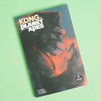 Kong on the Planet of the Apes Trade Paperback