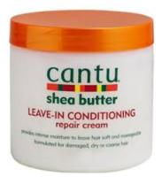 cantu shea butter, leave in conditioning repair cream