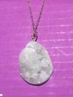 Yogi Surprise Necklace with Crystal Quartz Pendant