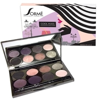 Sorme Eyeshadow Collection-- Cool Hues