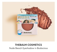 TheBalm Nude Beach Eyeshadow in Bodacious