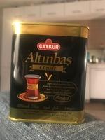 Turkish Tea by Caykur - Altinbas