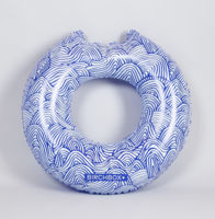 Floatie Kings Birchbox Exclusive Wave Print Floatie