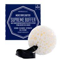 Spongelle Men's Supreme Buffer in Cedar Absolute