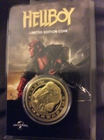 Hellboy Limited Edition Coin