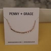 Cora Hammered Bracelet in Rose🌹 Gold