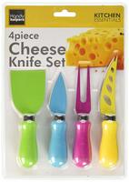 Handy Helpers Cheese Knife Set