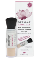 Derma E Sun Protection Mineral Powder