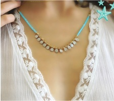 Playa Del Carmen Collar Necklace