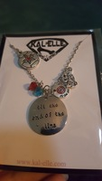 Captain America and Winter Soldier Necklace