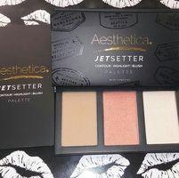 Aethetica Jetsetter Contour/Highlight/Blush