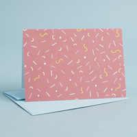 Happy Confetti Card