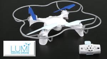 WowWee Lumi™ Easy-to-Fly Drone with Follow-Me Beacon
