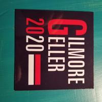 Gilmore/Geller 2020 magnet