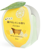 Setouchi Lemon bath Salts