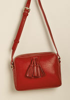 Well Worth the Tassel Crossbody Bag