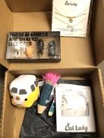 CatLadyBox Misc Items Lot
