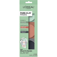 L'Oreal Multi-mask Kit