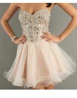 Formal princess dress