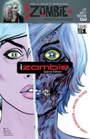 izombie Special Edition Comic May '15