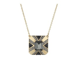 House of Harlow Art Deco Necklace