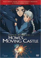 Howls Moving Castle DVD Disney