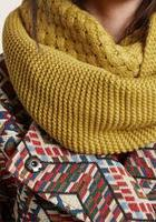 Yellow Brick Cold Scarf