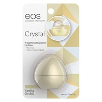 EOS Crystal Lip Balm in Vanilla Orchid