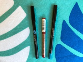 Pencil/eyeliner trio from Allure & Boxycharm