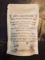 Mystic Ginger Apothecary Cramp Relief Herbal Tea Blend