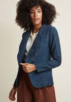 Joe Brown's Herringbone Haute Jacket
