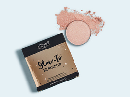 CIATE London Glow-To Highlighter in Moondust