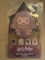 Hagrid and Magical Creatures Sticky Notes