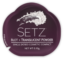 Setz Blot + Translucent Powder Packages