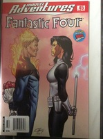 Fantastic Four Marvel Adventures Comic #45