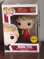 Diana (Princess of Wales) Red Dress Funko POP!