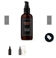 Sahara Rose Cleanser