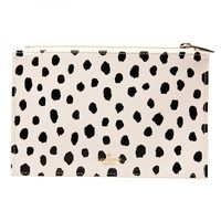 Kate Spade NY Flamingo Dot Pencil Pouch