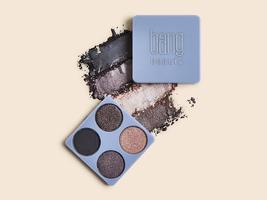 Bang Beauty Smokey Eyeshadow Quad