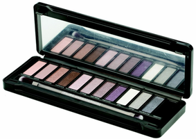 Pure Cosmetics Eyeshadow Palette in Smokey