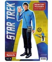 Star Trek Desktop Standee Commander Spock